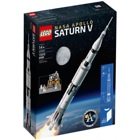 Lego 21309 Ideas NASA Apollo Saturn V