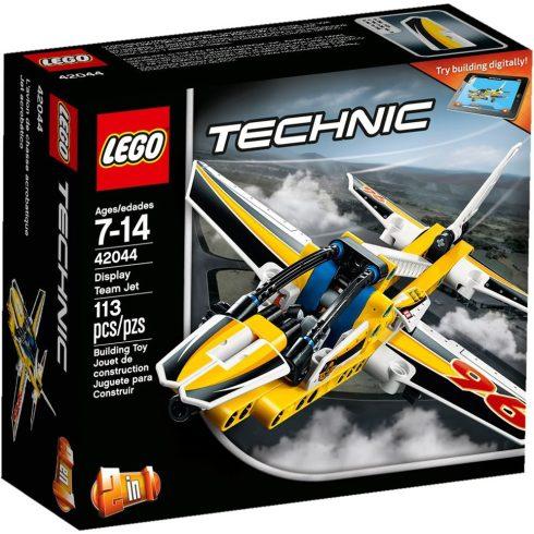 Lego 42044 Technic Légi bemutató sugárhajtású repülője