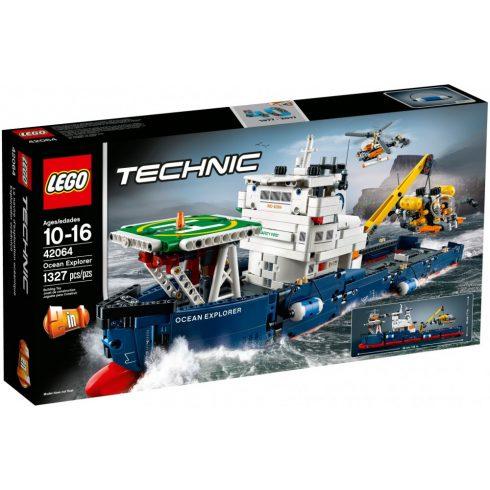 Lego 42064 Technic Óceánkutató hajó