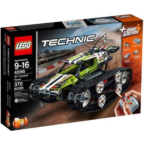 Lego 42065 Technic Távirányítós, hernyótalpas versenyjármű