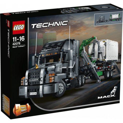 Lego 42078 Technic Mack Anthem kamion