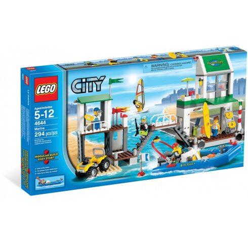Lego 4644 City Kishajó kikötő