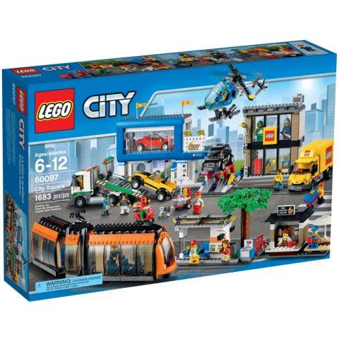 Lego 60097 City Nagyvárosi hangulat