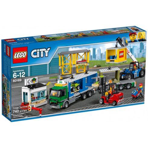 Lego 60169 City Teher terminál
