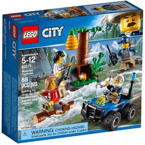 Lego 60171 City Hegyi szökevények
