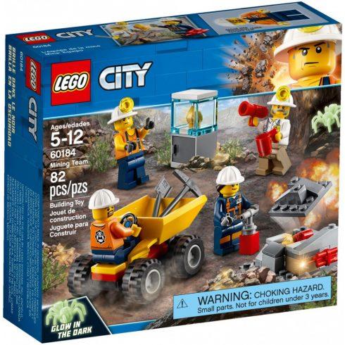 Lego 60184 City Bányászcsapat