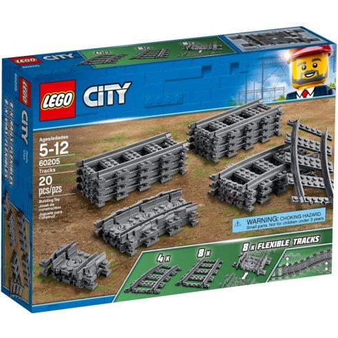 Lego 60205 City Sínek