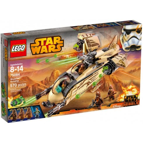 Lego 75084 Star Wars Wookiee hadihajó