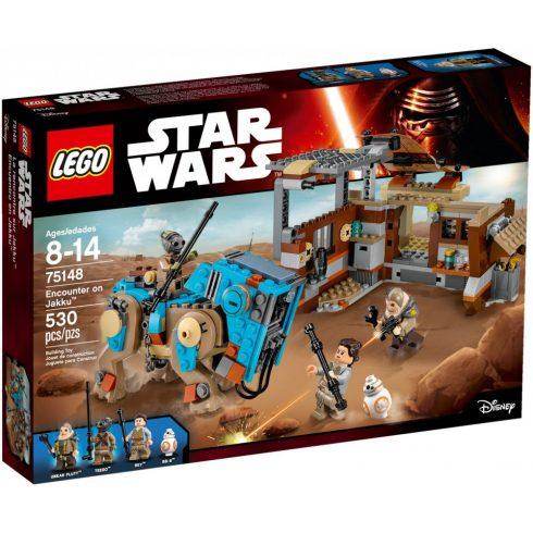 Lego 75148 Star Wars Összecsapás a Jakku bolygón