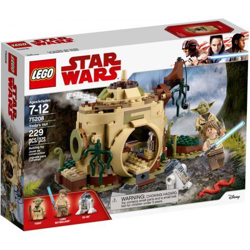 Lego 75208 Star Wars Yoda kunyhója