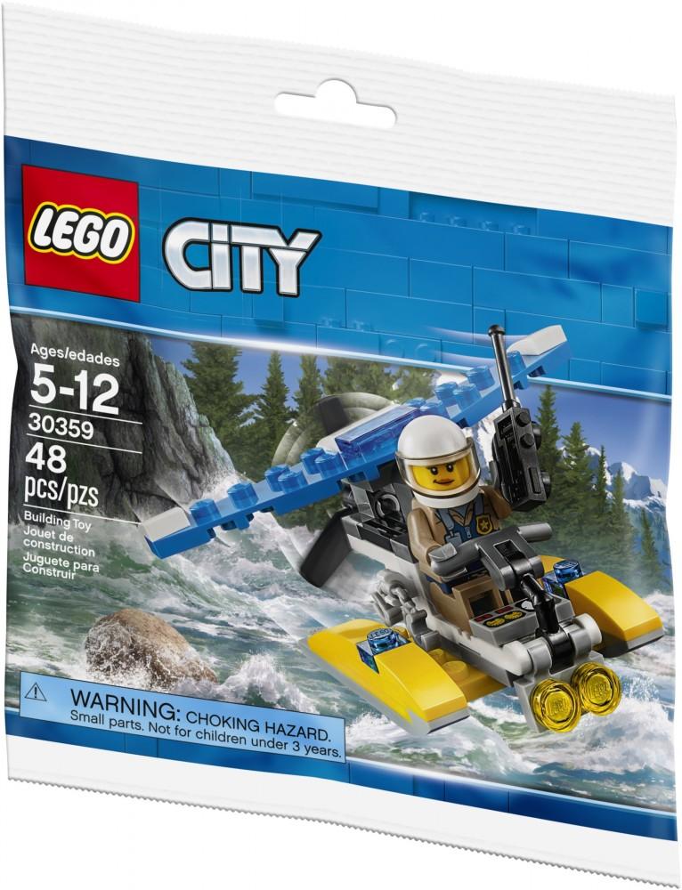 30359 Lego City Rendőrségi vízi repülő