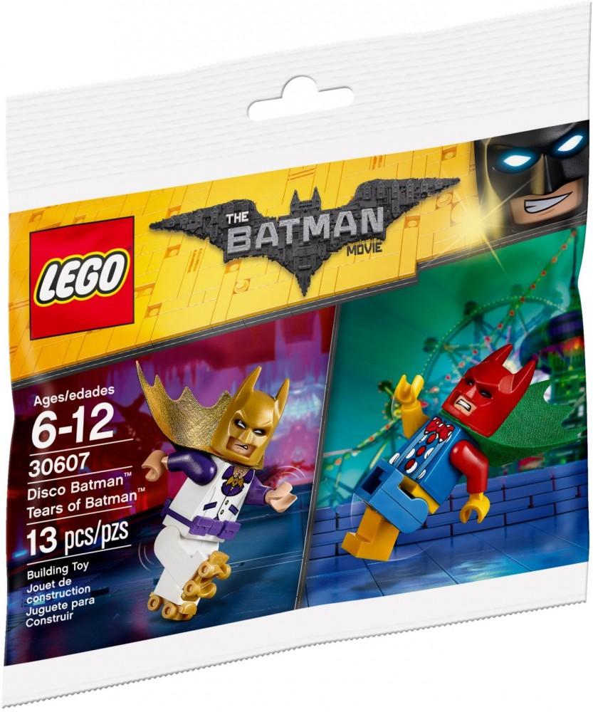 30607 Lego Disco Batman és Cirkusz Batman