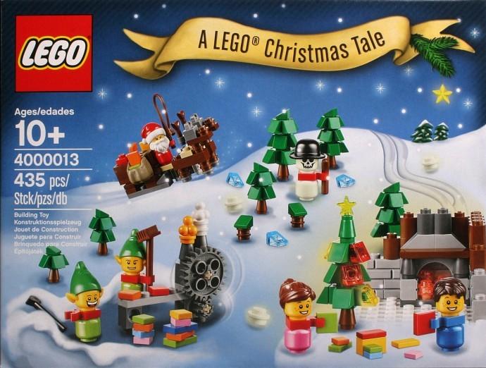 4000013 Lego Exkluzív Karácsonyi mese