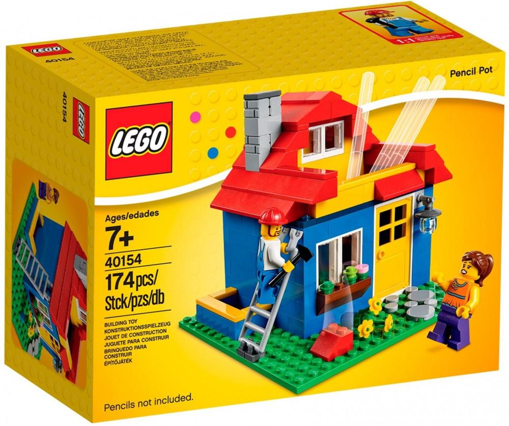 40154 Lego Exkluzív Építhető ceruzatartó
