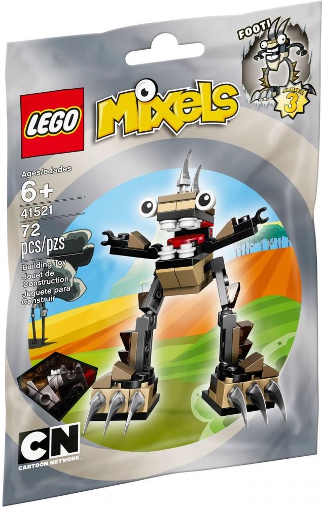 41521 Lego Mixels Footi