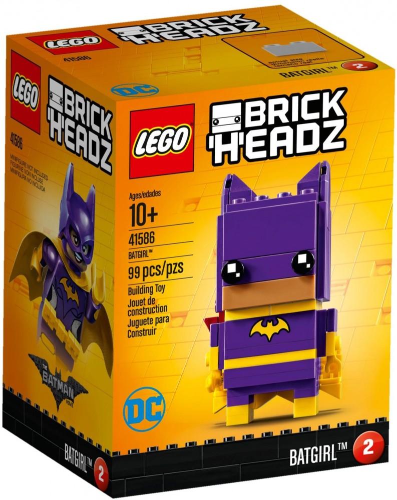 41586 Lego Brick Headz Batgirl