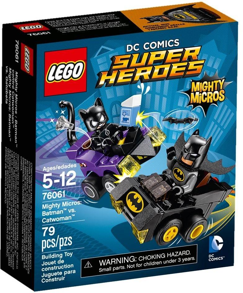 76061 Lego Super Heroes Batman vs Macskanő